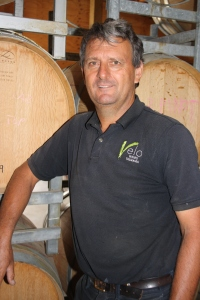 1.Harvest challenge: Michael Wilson is happy to report this year's harvest was a good one after being a couple of weeks behind at Christmas and avoiding the occasional outbreak of Botrytis in the Riesling and Sauvignon Blanc.