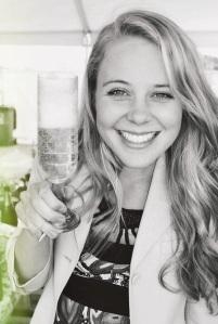 Scholarship winner Jessica Clark.