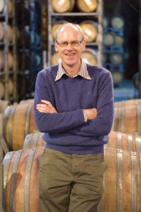 "Blend, blend and blend: Accolade Wines chief winemaker (premium), Paul Lapsley says ""when you really understand wine you realise you can take two good things and make something outstanding""."