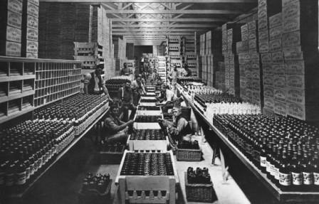 Old Bottling Hall c1900 (now Seppeltsfield's Cellar Door)_1