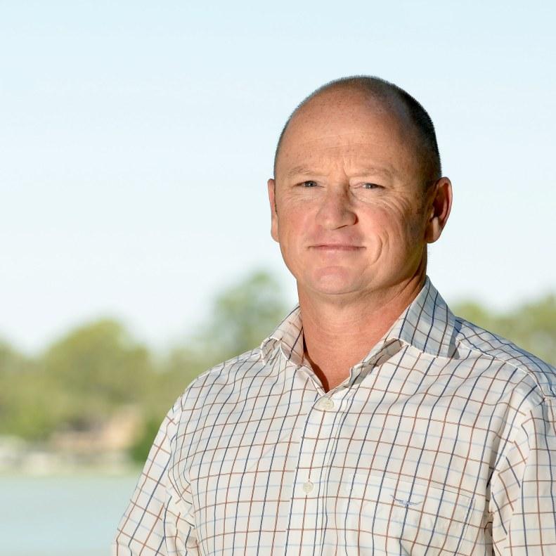 Andrew Weeks, Australian Vignerons CEO