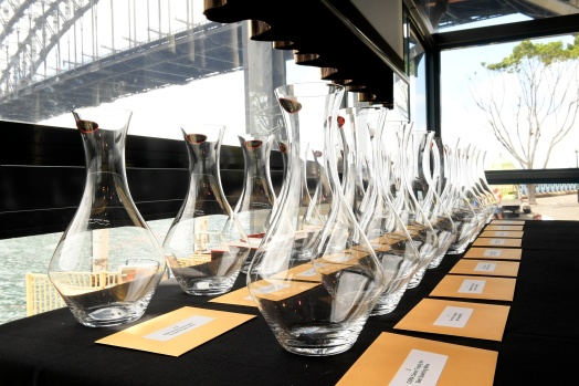 2017 NSW Wine Awards, Pier One - Sydney Harbour 27.10.2017. Photos by Fiora Sacco copyright reserved 2017