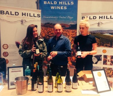 Successes on both side of the 'ditch' – the Hunter Valley's Maryanne & Bob McLeish won Best White Wine for their Reserve Semillon 2007, the team at Bald Hills Winery in Central Otago won Best Wine of the Competition for their Single Vineyard Pinot Noir 2015