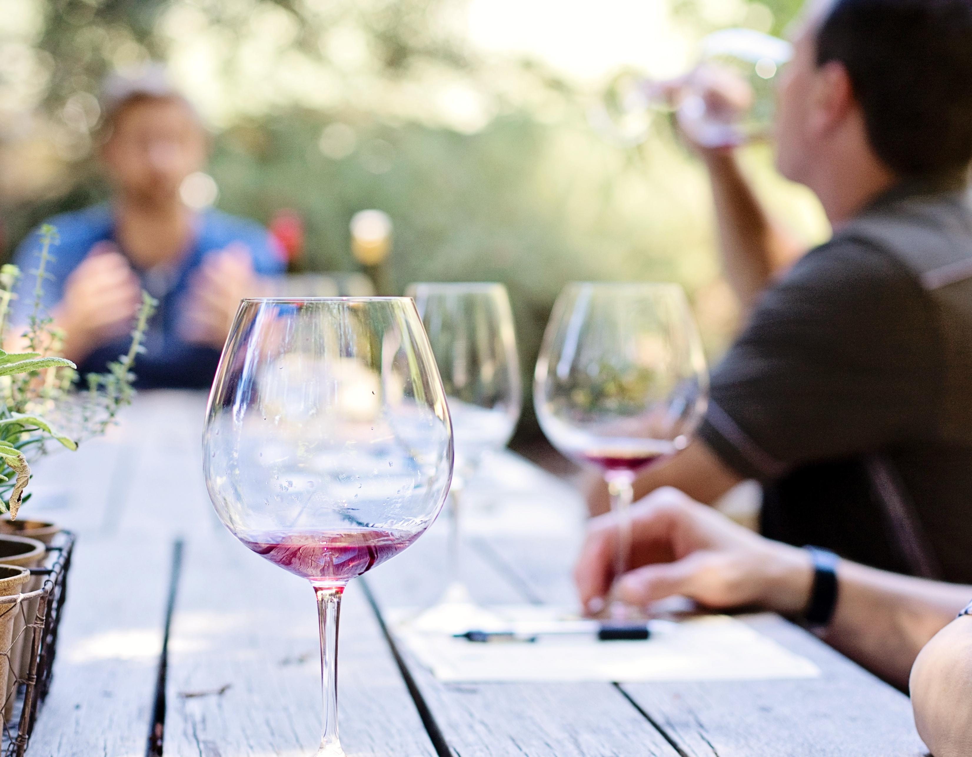 Ruston urges erwsp grant applications the australian Unique wine glasses australia